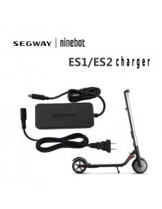 Ninebot by Segway Kickscooter Charger eladaptrar inomhus 71 W Svart Ninebot-segway 90710025 - 1