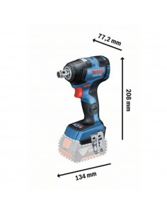 Bosch Gds 18v-200 C...