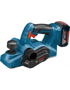 Bosch 0 601 5A0 300 power hand planer Black, Blue 14000 RPM Bosch 06015A0300 - 1