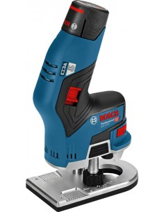 Bosch GKF 12V-8 Professional 13000 RPM Black, Blue, Red Bosch 06016B0002 - 1