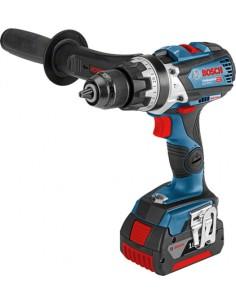 Bosch GSB 18V-85 C 2100 RPM Avaimeton Musta, Sininen, Punainen Bosch 06019G0302 - 1