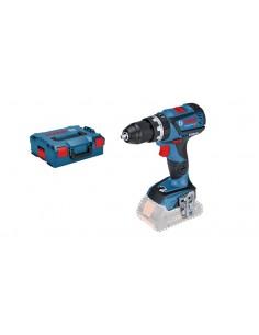 Bosch GSB 18V-60 C Avaimeton Musta, Sininen, Punainen Bosch 06019G2103 - 1
