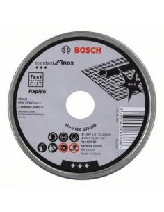Bosch 2 608 603 254 vinkelslipare tillbehör Klippskiva Bosch 2608603254 - 1