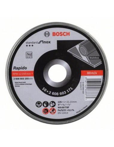 Bosch WA 60 T BF cirkelsågsblad 12.5 cm Bosch 2608603255 - 1