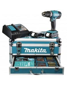 Makita DHP453RFX2 porakone 1.7 kg Makita DHP453RFX2 - 1