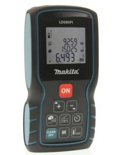 Makita LD080PI distance meter Black, Blue 80 m Makita LD080PI - 1