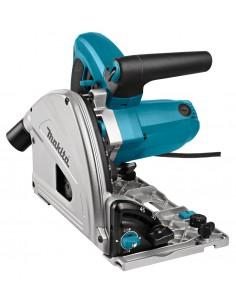 Makita SP6000J portable circular saw 16.5 cm Black, Blue 5800 RPM 1300 W Makita SP6000J - 1