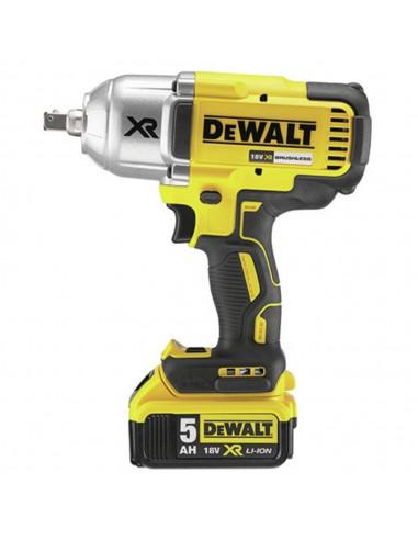 "DeWALT DCF899P2-QW mutterdragare 1/2"" 1900 RPM Svart, Gul 20 V Dewalt DCF899P2-QW - 1"