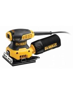 DeWALT DWE6411-QS bärbar slipmaskin Rundslipmaskin 14000 OPM Svart, Gul Dewalt DWE6411-QS - 1