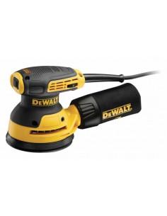 DeWALT DWE6423-QS käsihiomakone Epäkeskohiomakone 12000 OPM Musta, Keltainen 280 W Dewalt DWE6423-QS - 1