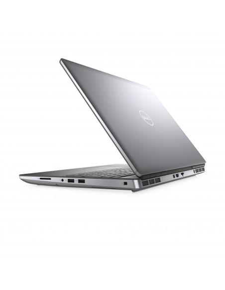 """DELL Precision 7550 Mobiilityöasema 39.6 cm (15.6"""") 1920 x 1080 pikseliä 10. sukupolven Intel® Core™ i7 16 GB DDR4-SDRAM 512 Del"""