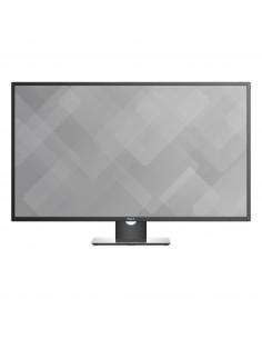 """DELL P4317Q LED display 108 cm (42.5"""") 3840 x 2160 pikseliä 4K Ultra HD LCD Musta, Harmaa, Hopea Dell P4317Q - 1"""