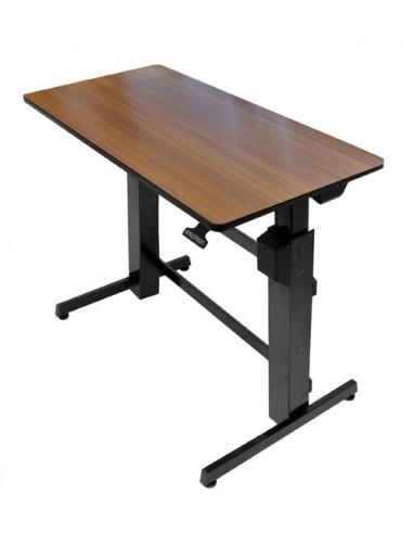 Ergotron WorkFit-D, Sit-Stand Desk datorbord Körsbär Ergotron 24-271-927 - 1