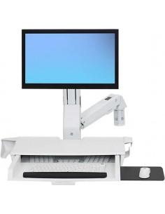 Ergotron StyleView Vit PC Multimediastativ Ergotron 45-260-216 - 1