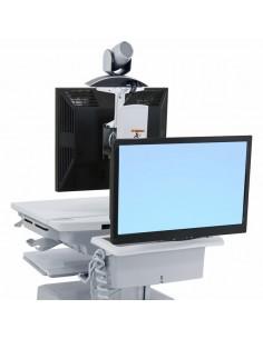 Ergotron 97-872 multimedia cart/stand White Ergotron 97-872 - 1