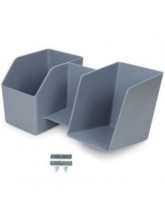 Ergotron 97-926-064 multimedia cart accessory Grey Plastic Basket Ergotron 97-926-064 - 1