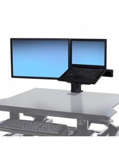 Ergotron 97-933-085 monitorin kiinnike ja jalusta Musta Ergotron 97-933-085 - 1
