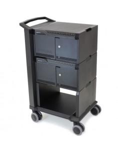 Ergotron Cart 32 Musta Kannettava tietokone Multimediakärry Ergotron DM32-1004-2 - 1