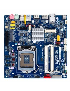 Gigabyte GA-H81TN moderkort Intel® H81 LGA 1150 (uttag H3) Mini-ITX Gigabyte GA-H81TN - 1