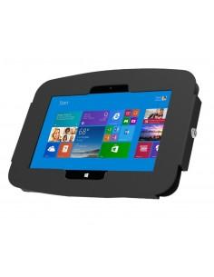 Compulocks Space MS Surface Pro 4 -7 Security Display Enclosure - Black Maclocks 540GEB - 1