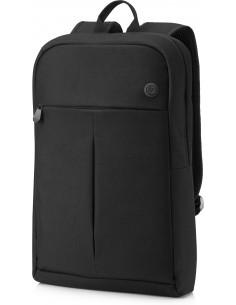 """HP Prelude Backpack 15.6 laukku kannettavalle tietokoneelle 39.6 cm (15.6"""") Reppukotelo Musta Hp 2MW63AA#AC3 - 1"""