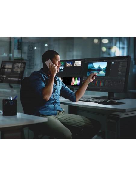 "HP DreamColor Z27x G2 Studio 68.6 cm (27"") 2560 x 1440 pixlar Quad HD LED Svart Hp 2NJ08A4#ABB - 9"