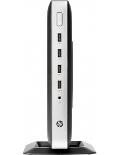 HP t630 2 GHz GX-420GI Windows Embedded Standard 7E 1.52 kg Silver, Svart Hp 2RC42EA#AK8 - 1