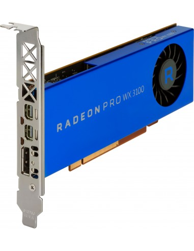 HP 2TF08AA näytönohjain AMD Radeon Pro WX 3100 4 GB GDDR5 Hp 2TF08AA - 1