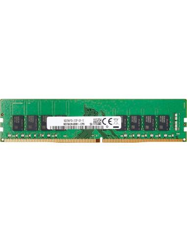 HP 3TQ39AA RAM-minnen 8 GB 1 x DDR4 2666 MHz ECC Hp 3TQ39AA - 1