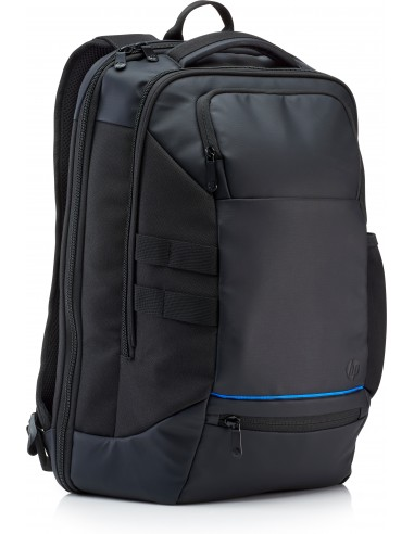 HP Recycled backpack Black Polyvinyl Butyral (PVB), Polyethylene terephthalate (PET) Hp 5KN28AA - 1