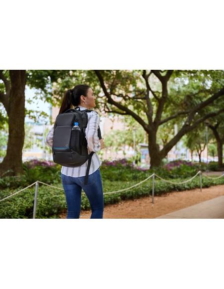 HP Recycled backpack Black Polyvinyl Butyral (PVB), Polyethylene terephthalate (PET) Hp 5KN28AA - 12