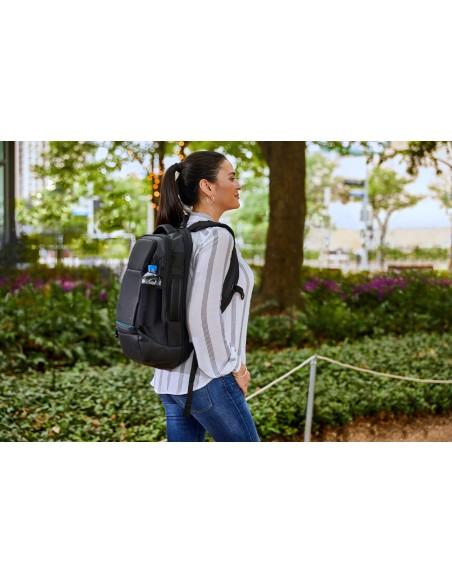 HP Recycled backpack Black Polyvinyl Butyral (PVB), Polyethylene terephthalate (PET) Hp 5KN28AA - 13