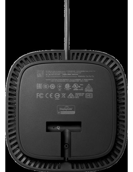 HP 5TW10AA Langallinen USB 3.2 Gen 1 (3.1 1) Type-C Musta Hp 5TW10AA#ABB - 6