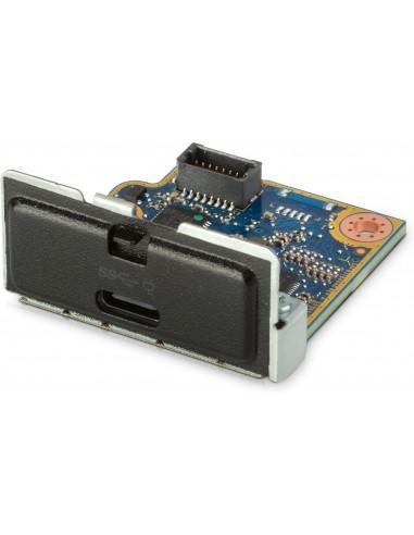 HP Type-C USB 3.1 Gen2 Port with 100W PD interface cards/adapter Internal 3.2 Gen 1 (3.1 1) Hp 6VF54AA - 1