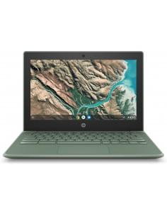 "HP Chromebook 11 G8 EE 29.5 cm (11.6"") 1366 x 768 pikseliä Intel® Celeron® N 4 GB LPDDR4-SDRAM 32 eMMC Wi-Fi 5 (802.11ac) Hp 9TV"
