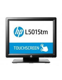 "HP L5015tm 38.1 cm (15"") 1024 x 768 pikseliä Multi-touch Taulukko Musta Hp M1F94AA - 1"