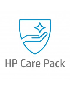 HP 4 år Nästa arbetsdag+behållna defekta medier LJ M830 Managed Hårdvarusupport Hp U8HJ6E - 1