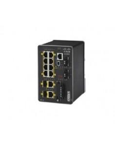 Cisco IE-2000-8TC-L network switch Managed L2 Fast Ethernet (10/100) Black Cisco IE-2000-8TC-L - 1