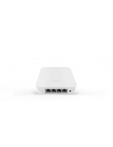 Cisco Meraki MR30H 1300 Mbit/s Vit Strömförsörjning via Ethernet (PoE) stöd Cisco MR30H-HW - 1