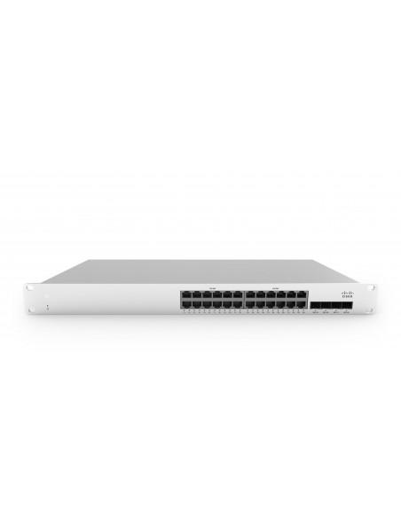 Cisco MS210-24-HW nätverksswitchar hanterad L3 Gigabit Ethernet (10/100/1000) 1U Silver Cisco MS210-24-HW - 1