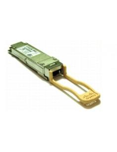 Cisco QSFP-40G-SR4= network transceiver module Fiber optic 40000 Mbit/s QSFP+ 850 nm Cisco QSFP-40G-SR4= - 1