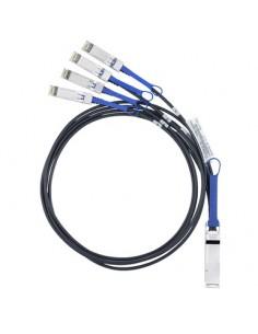 Cisco QSFP-4X10G-AC10M= InfiniBand-kablar 10 m QSFP+ 4 x SFP+ Cisco QSFP-4X10G-AC10M= - 1