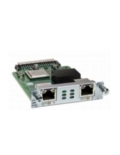 Cisco VWIC3-2MFT-G703= verkkokortti Sisäinen Ethernet 1984 Mbit/s Cisco VWIC3-2MFT-G703= - 1