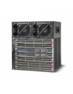 Cisco WS-C4507R+E= verkkolaitekotelo 11U Musta Cisco WS-C4507R+E= - 1