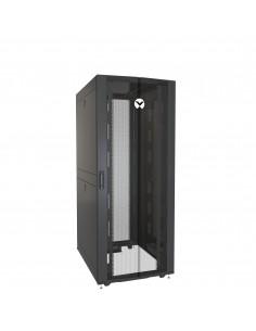 Vertiv VR3150 rack cabinet 42U Freestanding Black, Transparent Vertiv VR3150 - 1