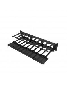Vertiv VRA1022 rack tillbehör Kabelhanteringspanel Vertiv VRA1022 - 1