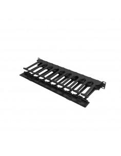 Vertiv VRA1023 rack tillbehör Kabelhanteringspanel Vertiv VRA1023 - 1