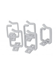 Digitus DN-19 ORG-2 cable clamp Grey 10 pc(s) Digitus DN-19 ORG-2 - 1