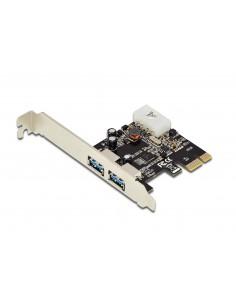 Digitus DS-30220-4 liitäntäkortti/-sovitin Sisäinen USB 3.2 Gen 1 (3.1 1) Digitus DS-30220-4 - 1