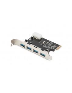 Digitus DS-30221-1 networking card Internal USB 5000 Mbit/s Digitus DS-30221-1 - 1